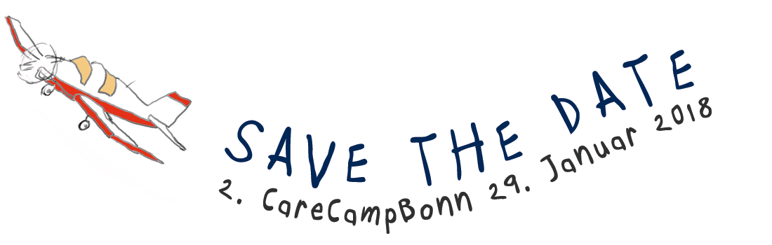 2. CarecampBonn - Save the date 29. Januar 2018